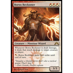 Magic löskort: Gatecrash: Boros Reckoner