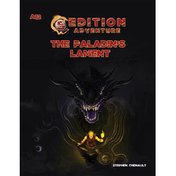 5th Ed Adventures: A12 - The Paladin's Lament