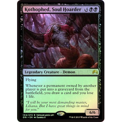 Magic löskort: Origins: Kothophed, Soul Hoarder (Intro Pack)