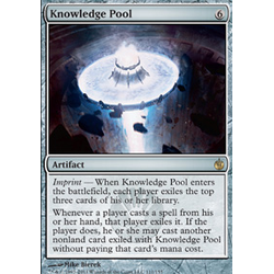 Magic löskort: Mirrodin Besieged: Knowledge Pool