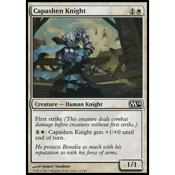 Magic löskort: Magic 2014: Capashen Knight