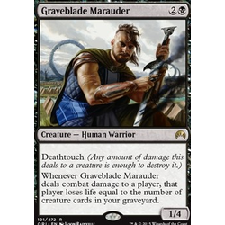 Magic löskort: Origins: Graveblade Marauder