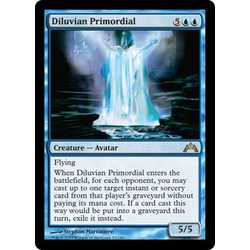 Magic löskort: Gatecrash: Diluvian Primordial