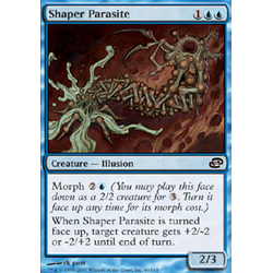 Magic löskort: Planar Chaos: Shaper Parasite (Foil)