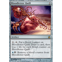 Magic Löskort: Ravnica: Bloodletter Quill