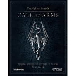 Elder Scrolls Call to Arms - Core Rules Set