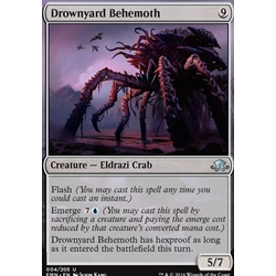 Magic löskort: Eldritch Moon: Drownyard Behemoth