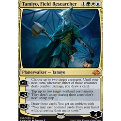 Magic löskort: Eldritch Moon: Tamiyo, Field Researcher