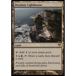Magic löskort: Avacyn Restored: Desolate Lighthouse