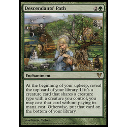Magic löskort: Avacyn Restored: Descendants' Path
