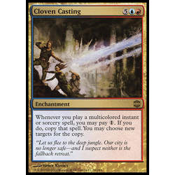 Magic löskort: Alara Reborn: Cloven Casting