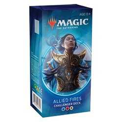 Magic The Gathering: Challenger Deck 2020 Allied Fires