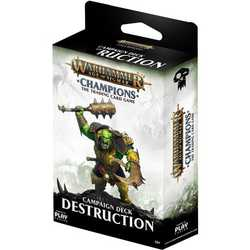 Warhammer Age of Sigmar: Champions - Destruction Campaign Deck