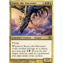 Magic löskort: Planar Chaos: Teneb, the Harvester