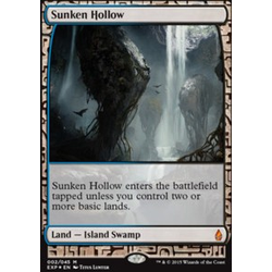 Magic löskort: Expeditions: Sunken Hollow