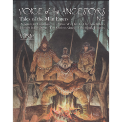 Würm: Voice of the Ancestors No2 - Tales of the Man Eaters