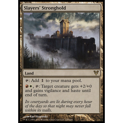 Magic löskort: Avacyn Restored: Slayers' Stronghold