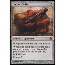 Magic löskort: Shards of Alara: Quietus Spike