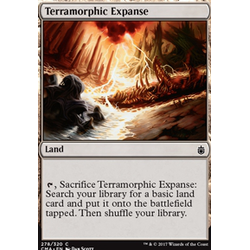 Magic löskort: Commander Anthology: Terramorphic Expanse