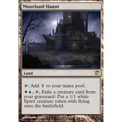 Magic löskort: Innistrad: Moorland Haunt
