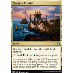 Magic löskort: Commander Anthology: Seaside Citadel