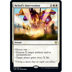 Magic löskort: Theros: Beyond Death: Heliod's Intervention