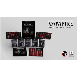 Vampire: The Eternal Struggle - Fifth edition Boxed Set