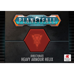 Firestorm Planetfall - The Directorate Heavy Armour Helix