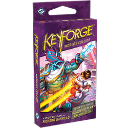 KeyForge: Worlds Collide – Archon Deck (1)