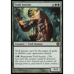 Magic löskort: Mirrodin: Troll Ascetic