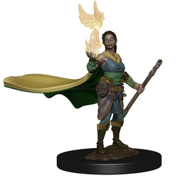 Icons of the Realms Premium Figures: Elf Female Druid
