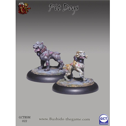The Silvermoon Trade Syndicate: Pit Dogs