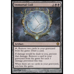 Magic löskort: Shards of Alara: Immortal Coil