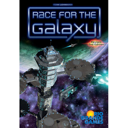 Race for the Galaxy (2nd ed)
