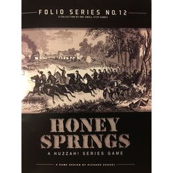 Folio Series No. 12: Honey Springs