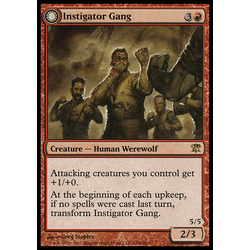 Magic löskort: Innistrad: Instigator Gang
