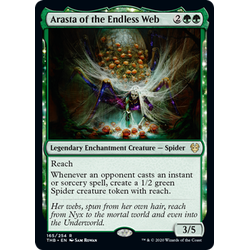 Magic löskort: Theros: Beyond Death: Arasta of the Endless Web