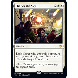 Magic löskort: Theros: Beyond Death: Shatter the Sky