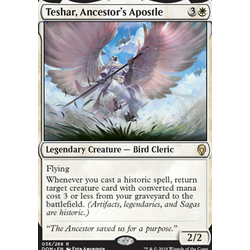 Magic löskort: Dominaria: Teshar, Ancestor's Apostle