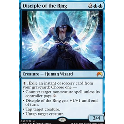 Magic löskort: Origins: Disciple of the Ring