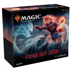 Magic The Gathering: Core 2020 (M20) Bundle