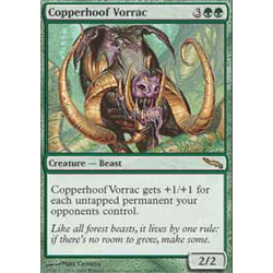 Magic löskort: Mirrodin: Copperhoof Vorrac