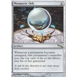 Magic löskort: Mirrodin: Mesmeric Orb