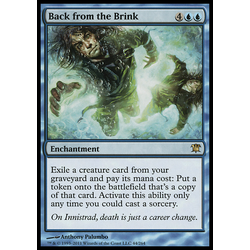 Magic löskort: Innistrad: Back from the Brink