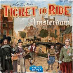Ticket to Ride: Amsterdam (eng. regler)