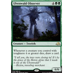 Magic löskort: Eldritch Moon: Ulvenwald Observer