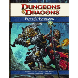 D&D 4.0: Player's Handbook