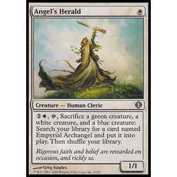 Magic löskort: Shards of Alara: Angel's Herald