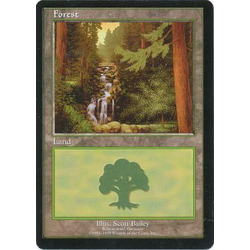 Magic löskort: FNM Promo: Forest - Euro Land (Schwarzwald, Germany)