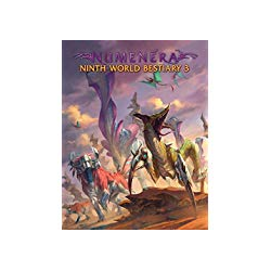Numenera: The Ninth World Bestiary 3